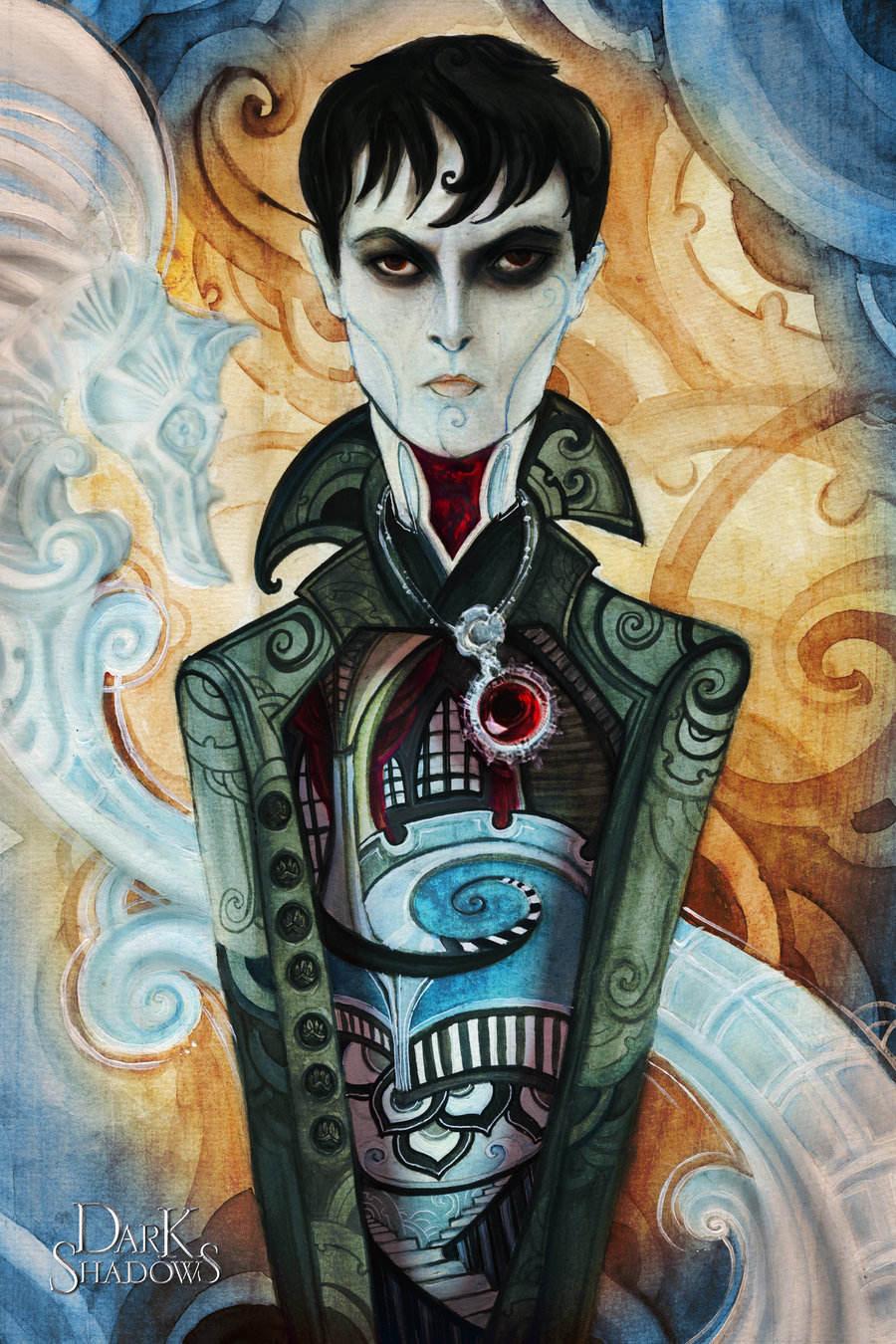 Barnabas Coffin por InnerSwirl