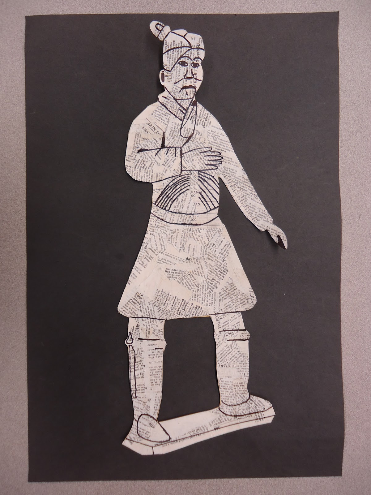 Grid Project of the Terracotta Warriors