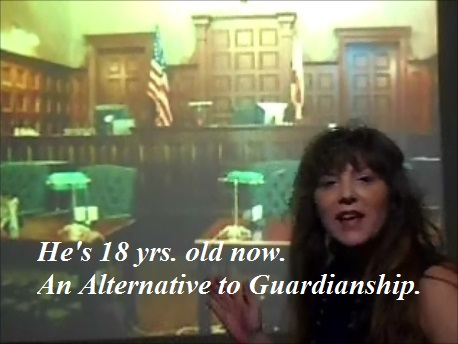 S.M.A.A.R.T.Mom's Guardianship Alternative Video & Forms