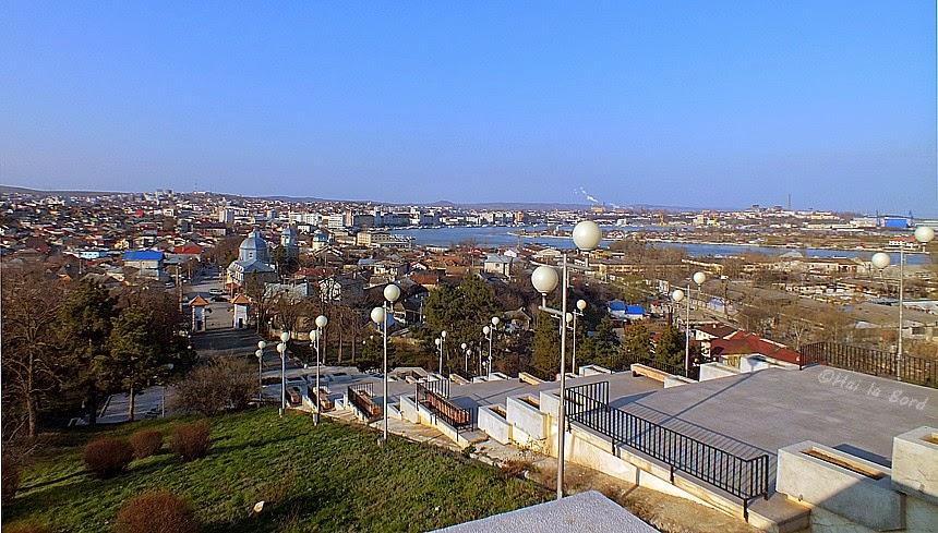 monumentul independentei tulcea