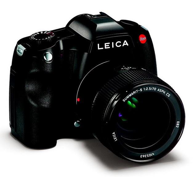 Spesifikasi dan Harga New Leica S DSLR Medium Format