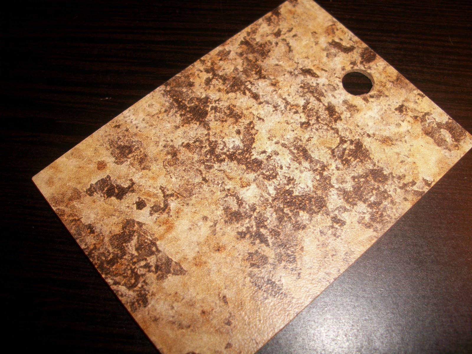 Granite Countertop Paint Lowes : picked up this sample granite at Lowes just to get an idea of what ...