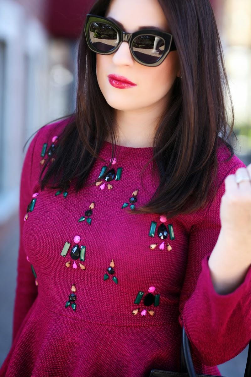 anthropologie-jeweled-peplum-sweater-karen-walker-sunglasses-king-and-king-blog