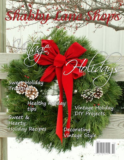 2013 Shabby Lane Shops Magazine