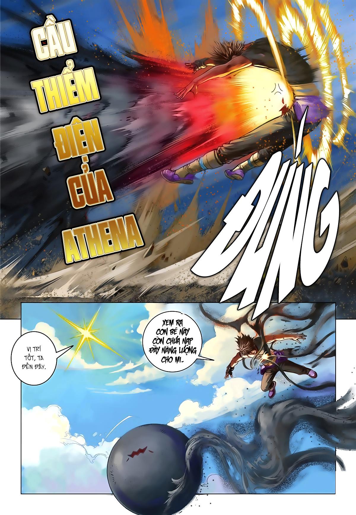 Tái Tạo Không Gian Chap 16 - Next Chap 17
