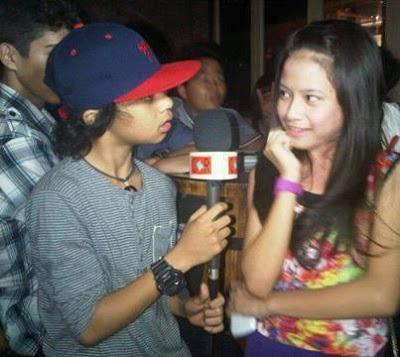 Tentang Coboy Junior & Fildza Hasnamudhia: Januari 2013