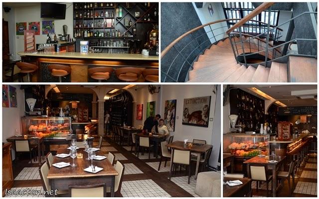 Awesome ambiance at Fuzio Bar & Restaurant Kuala Lumpur