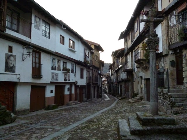 Pueblo de Mogarraz