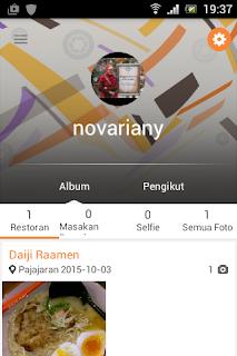 Novariany on OpenSnap