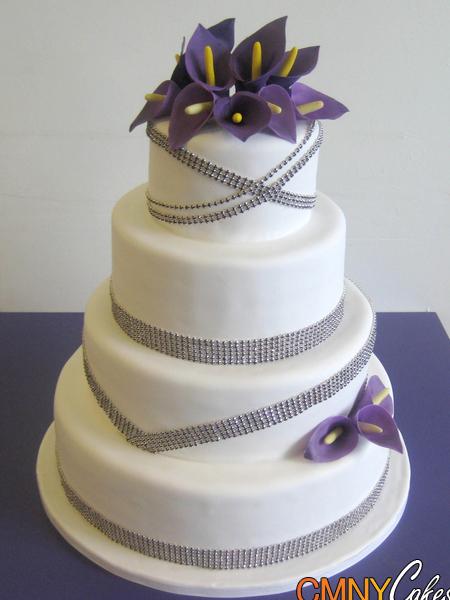 My perfect wedding cake cmny cakes cakes by mona new york