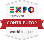 Partecipo a Worldrecipes Expo 2015