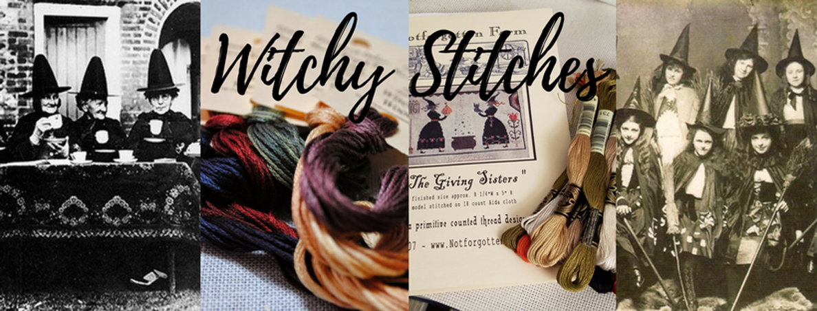 Witchy Stitches