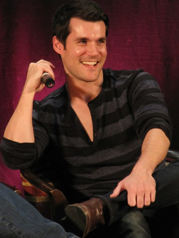 Sean Maher Boyfriend Paul Firefly's sean maher comes out