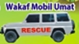 Program Wakaf mobil Ummat