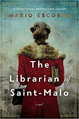 The Librarian of Saint-Malo by Mario Escobar
