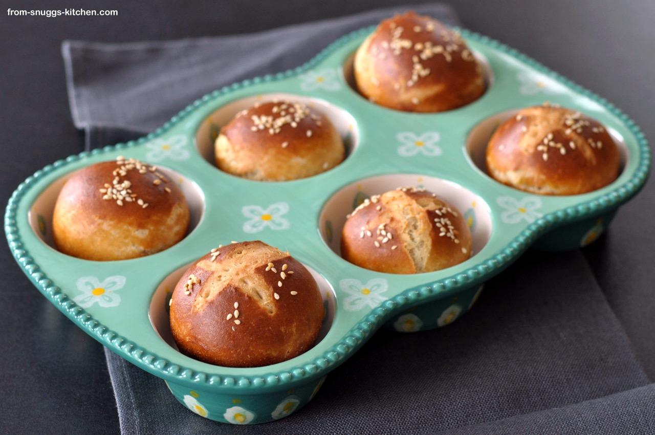 Dinkel-Laugen-Muffins