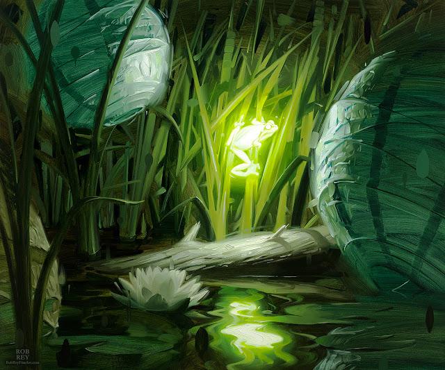 Bioluminescence III by Rob Rey - robreyfineart.com