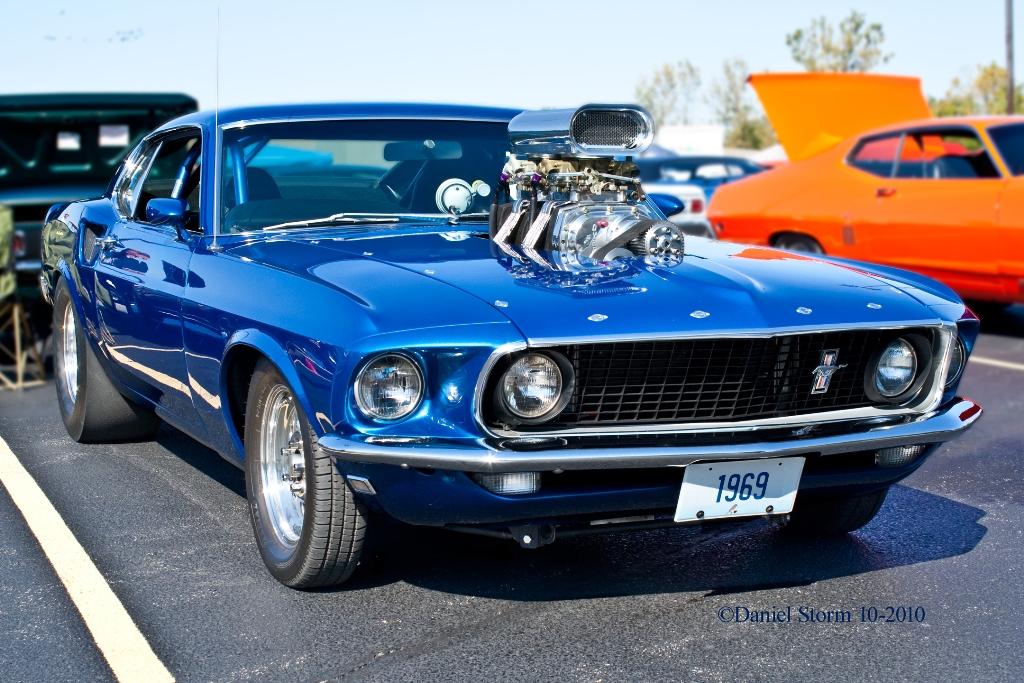Ford Mustang 1960 1970 Vasila Group
