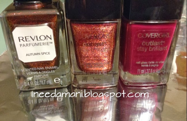 covergirl outlast timeless rubies covergirl outlast crushed berries revlon parfumerie autumn spice tape nail art