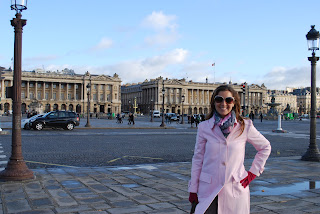 Stephanie Dreyer in Paris eating vegan