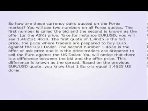 Forex quotes real time doorkomsten