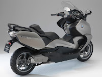 2012 BMW C650 GT Scooter pictures - 5