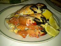 Restaurant Joe´s Stone Crab, Miami South Beach