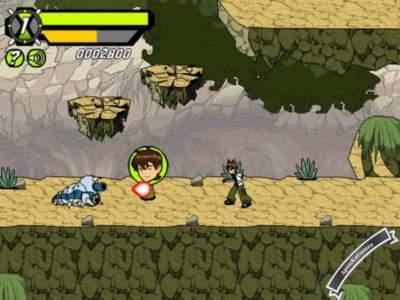 Ben 10 Games Screenshots