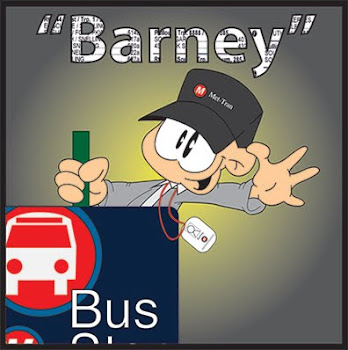 """""""Barney"""" the Bus Driver"""