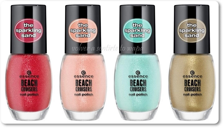 ESSENCE - Beach Cruisers - Nail Polish - Esmaltes