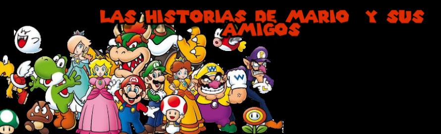 las historias de Mario y sus amigos