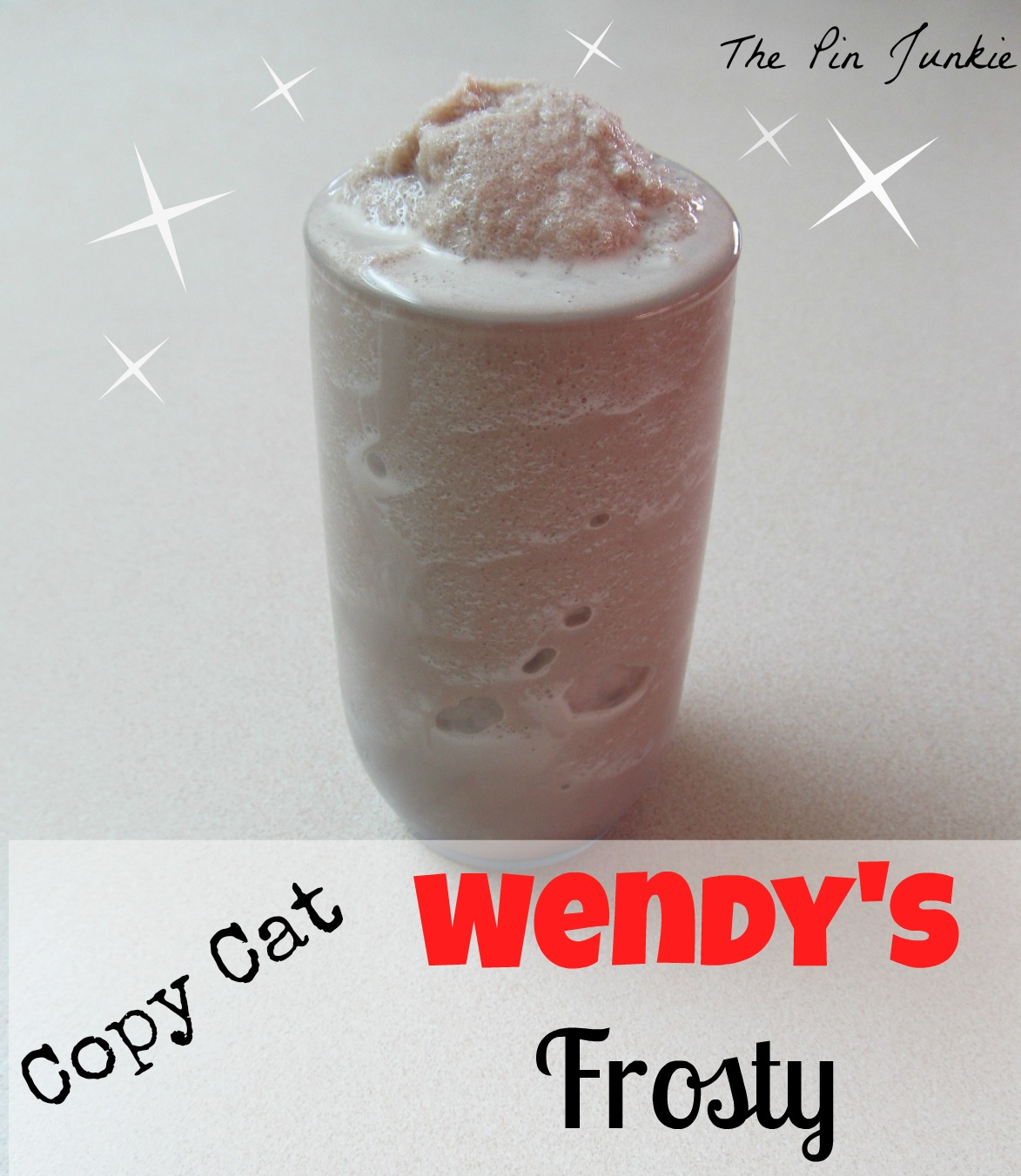 wendy's frosty recipe