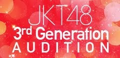 JKT48 3rd Generation Audition