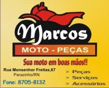 MARCOS MOTO - PEÇAS