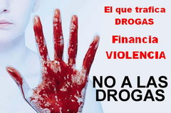 DROGAS NO!