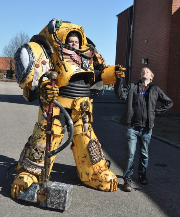 MADE TO ORDER Warhammer 40k complete costume farseer eldar | Etsy