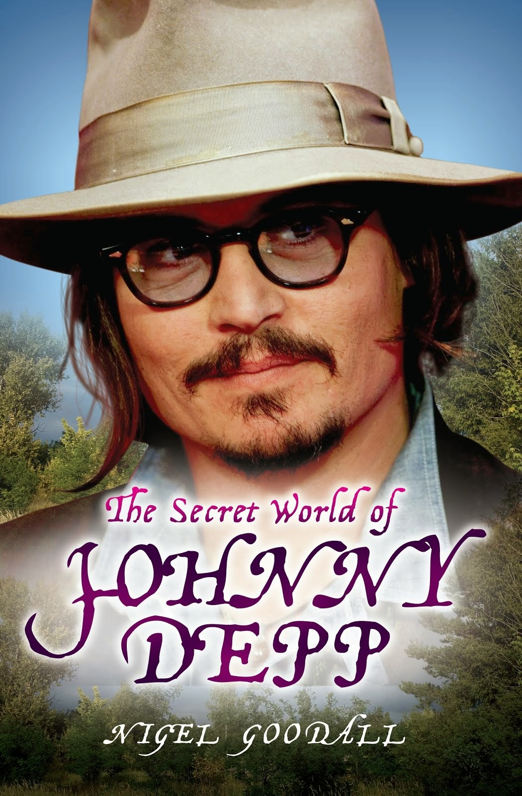 The Secret World of Johnny Depp
