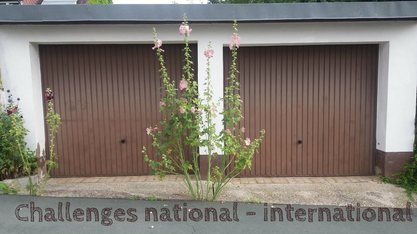 Fotos wortlos . . . Challenges national . . .  international