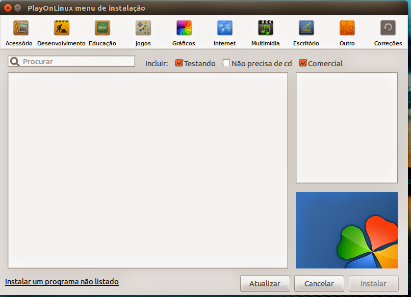 PhotoScape no Linux