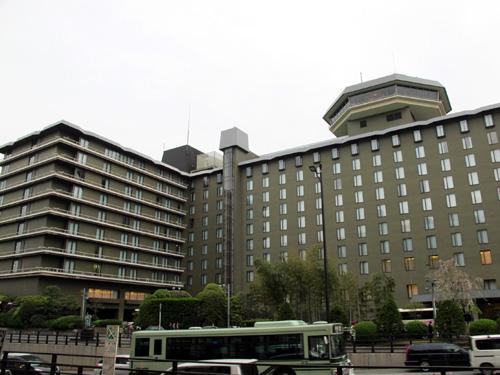 Rihga Royal Hotel, Kyoto