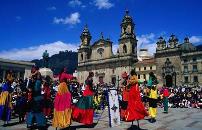 Colombia turismo