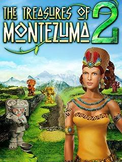 Nokia C3 Cell Phone Game Montezuma 2