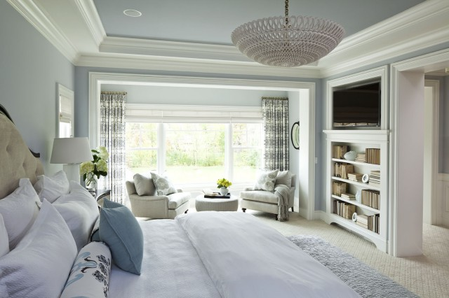Charmant ... These 2 Images (sent To Me By Friends) Are Incredibly Appealing To Me  As My Master Bedroom Used To Look Very Similar Color Wise To This Serene  Bedroom.