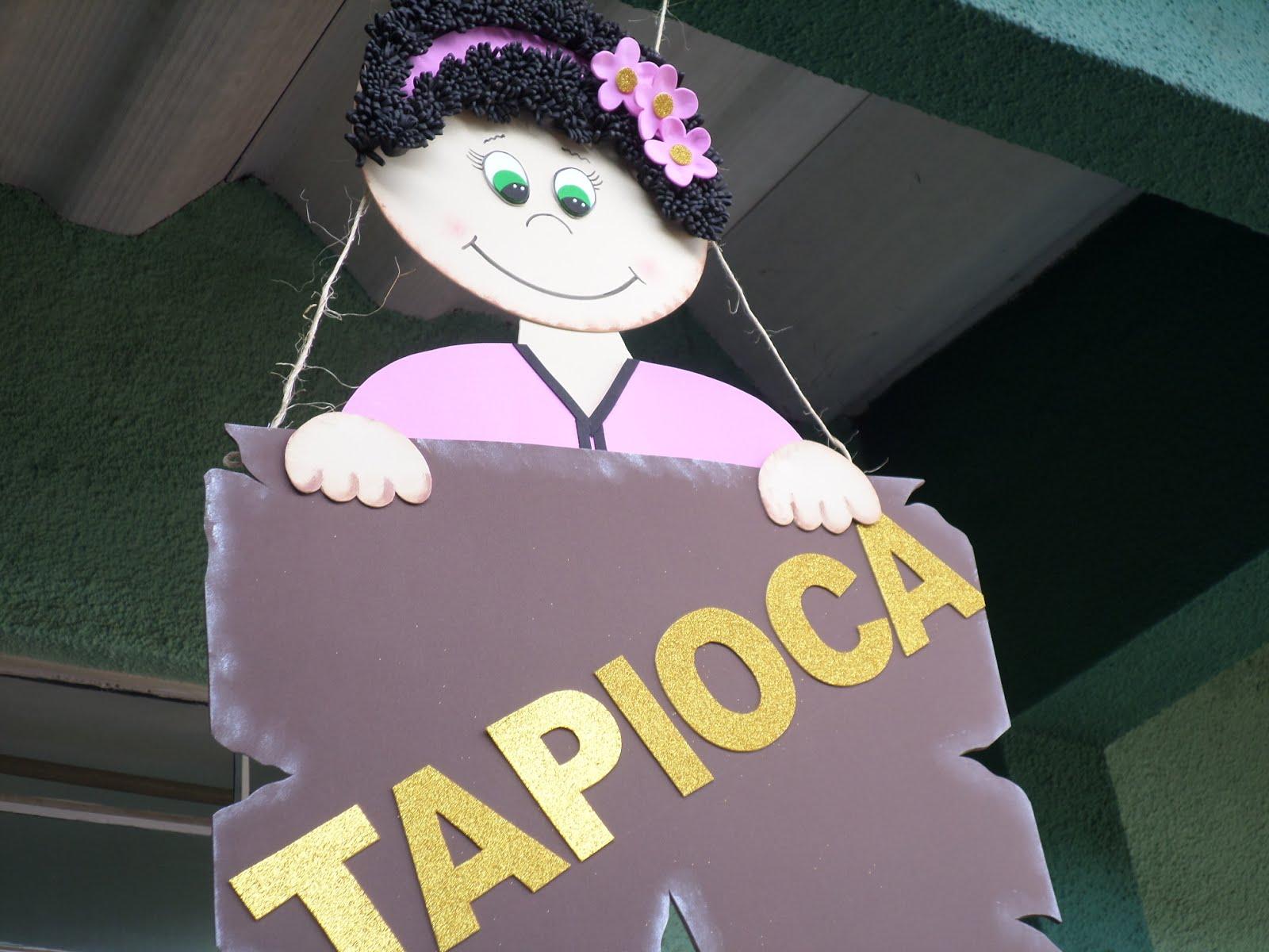TAPIOCA DA BOA!!!!!!