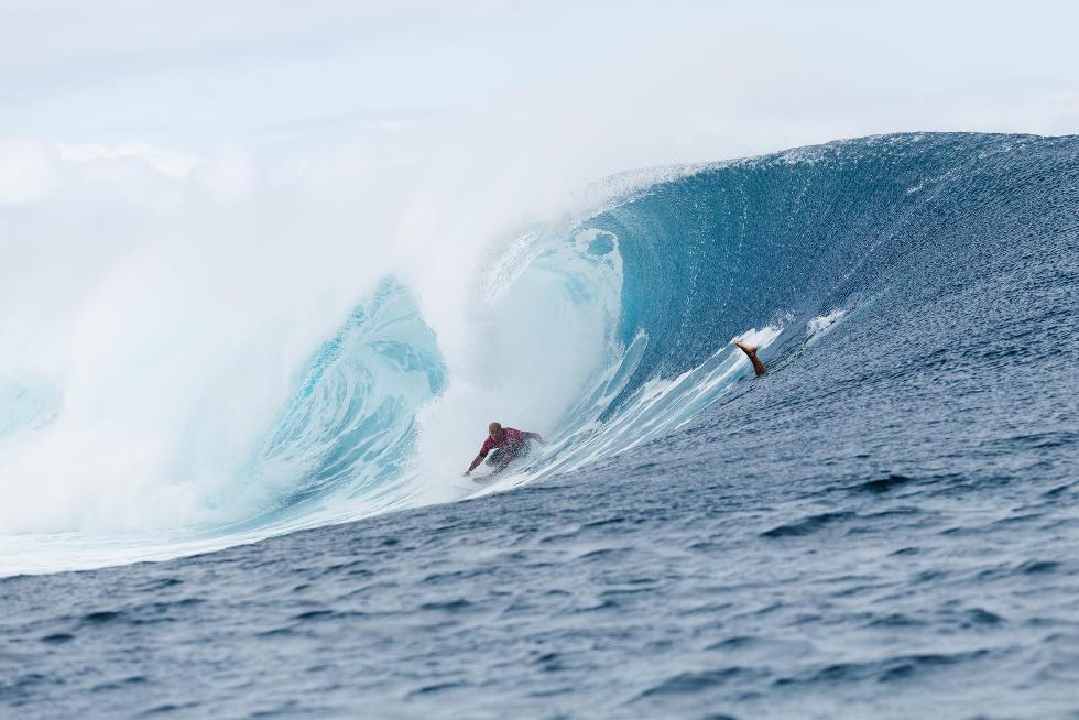 16 Kelly Slater Billabong Pro Tahiti 2015 Foto Stephen Robertson