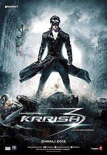 Krrish 3 full movie.
