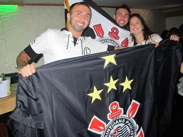 Luciano Santos assistiu ao jogo na semana passada pela internet (Foto: Ronaldo Pelli)