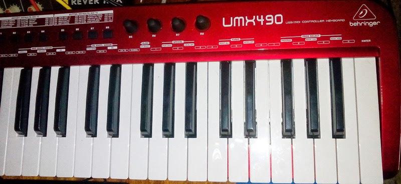 Как подключить Behringer UMX490 к компьютеру