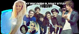 My Best Friend,Harry Styles or not? (Befejezett)