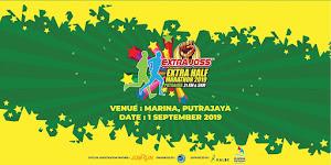 Extrajoss Extra Half Marathon 2019 - 1 September 2019